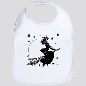 Old Fashioned Witch Bib